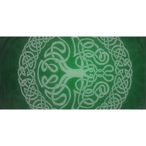 Mythoverse Tree Bath Towel