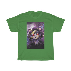 Changeling: An urban Fairy Tale #1 cover art Unisex Heavy Cotton Tee