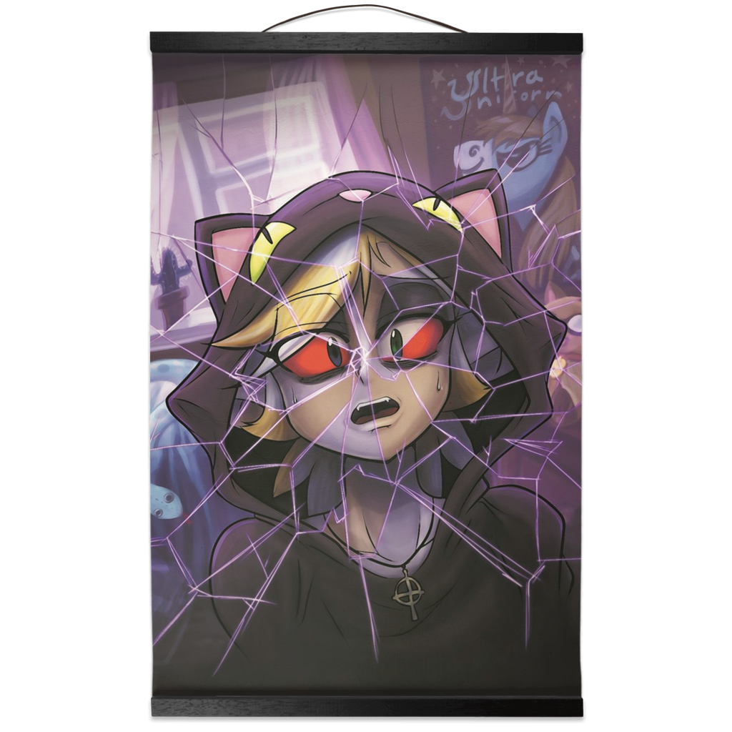 Changeling: An Urban Fairy tale #1 Cover art Wall Scroll