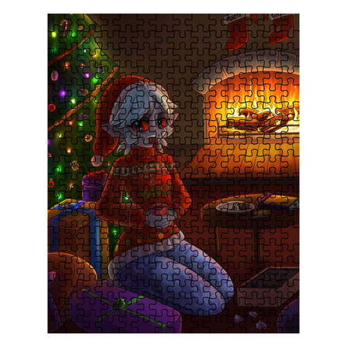 Changeling Christmas Puzzle
