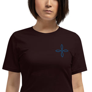 Acolyte Sentinel Third Class Embroidered Short-Sleeve Unisex T-Shirt