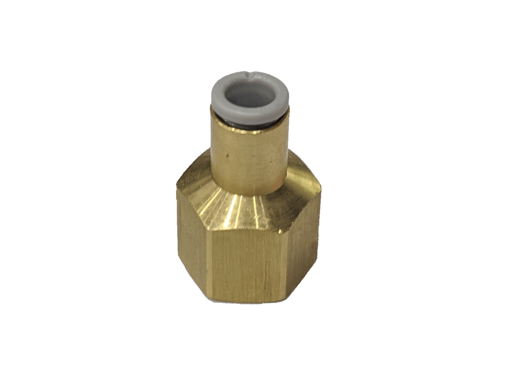 Push-In Fittings - Female 6mm / 1/4""