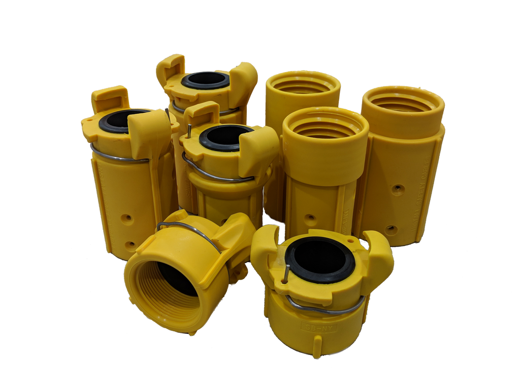 Nylon Blast Hose Couplings & Nozzle Holders