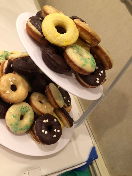 Weddings and Donuts - Guest Post from Cast Iron Caterer