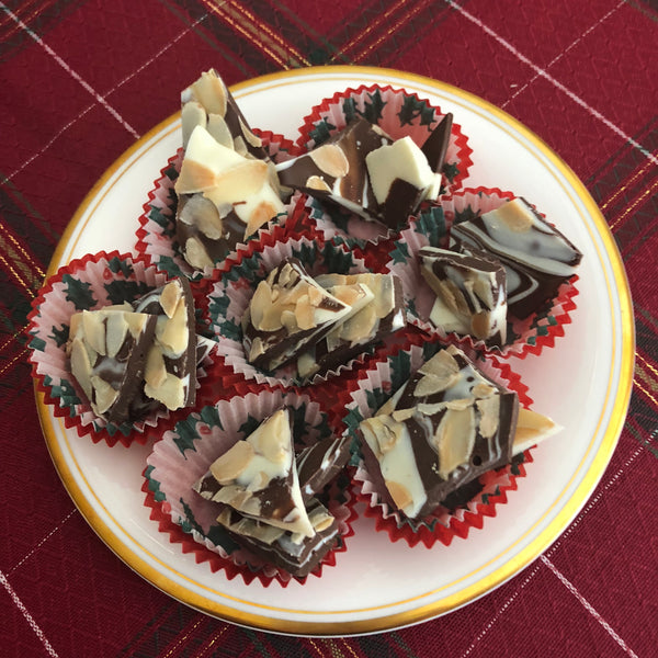 How To Make Double Almond Bark