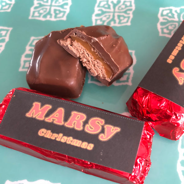 Homemade Mars Bars....So Delicous