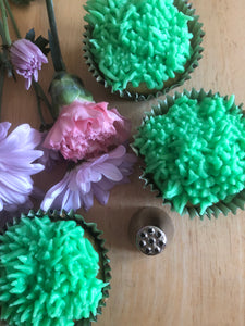 VEGAN EARTH DAY CUPCAKES