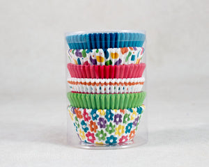 BAKING CUP STANDARD EASTER EGGLECTIC TUBE 150PC.