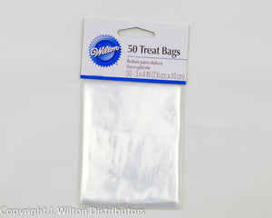 LOLLIPOP BAGS 50/PK