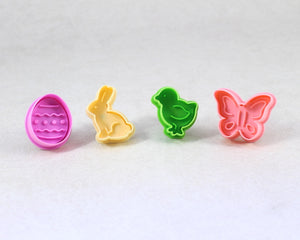 COOKIE CUTTER EASTER SMALL 4PC