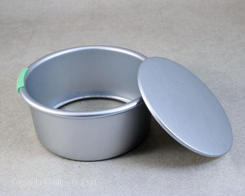 CAKE PAN REMOVABLE BOTTOM 6