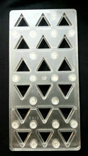 POLYCARBONATE MOLD MAGNETIC TRIANGLE