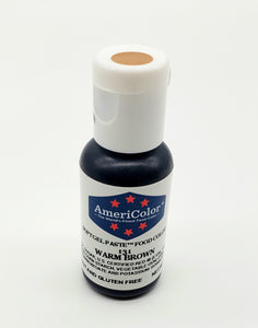 AMERICOLOR GEL PASTE COLOR .75oz.