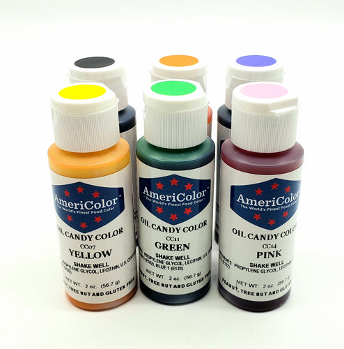 AMERICOLOR OIL CANDY COLOR 2oz.