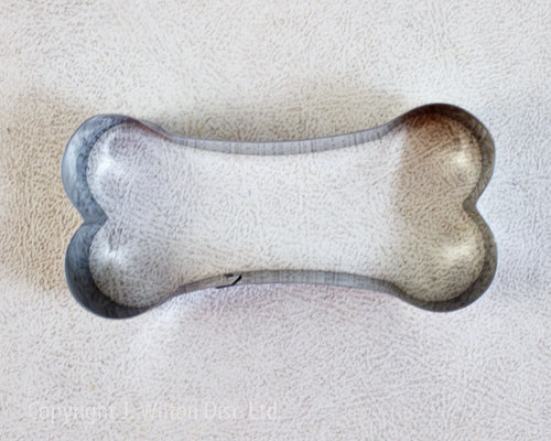 COOKIE CUTTER STAINLESS STEEL DOG BONE