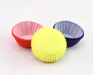 MINI BAKING CUP PRIMARY COLOUR