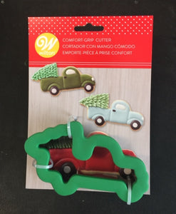 COMFORT GRIP COOKIE CUTTER TRUCK/TREE 1PC.