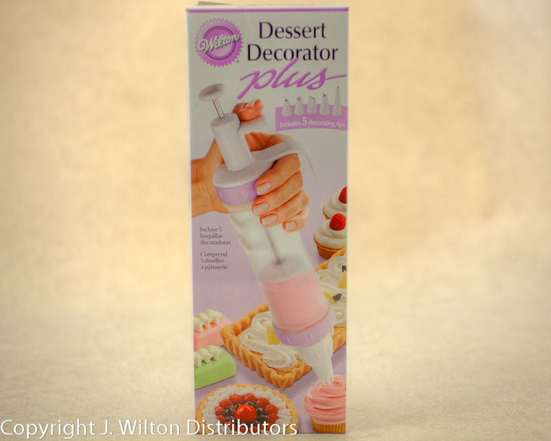 DESSERT PLUS DECORATING TOOL