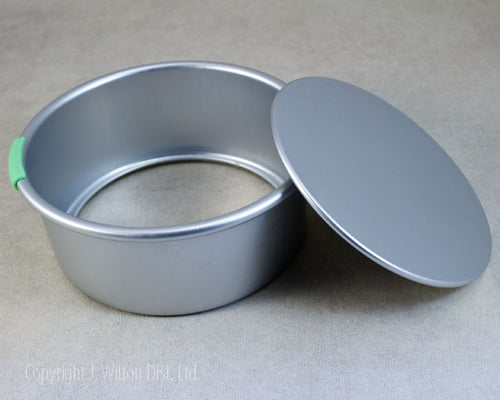 CAKE PAN REMOVABLE BOTTOM 7