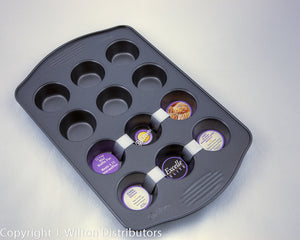 ELITE MINI MUFFIN PAN 12 CUP