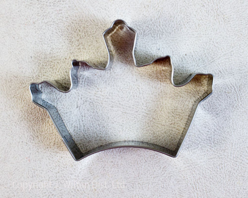 COOKIE CUTTER STAINLESS STEEL CROWN 2