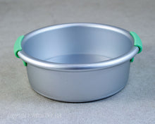 "CAKE PAN REMOVABLE BOTTOM 5""x2"" ROUND"