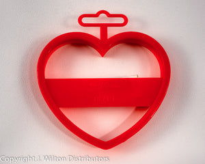 PERIMETER COOKIE CUTTER HEART