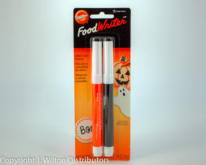 FOODWRITER HALLOWEEN 2PC.