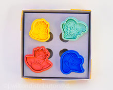 COOKIE CUTTER SNOW WHITE 4PC