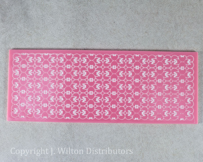 SILICONE LACE MAT 11