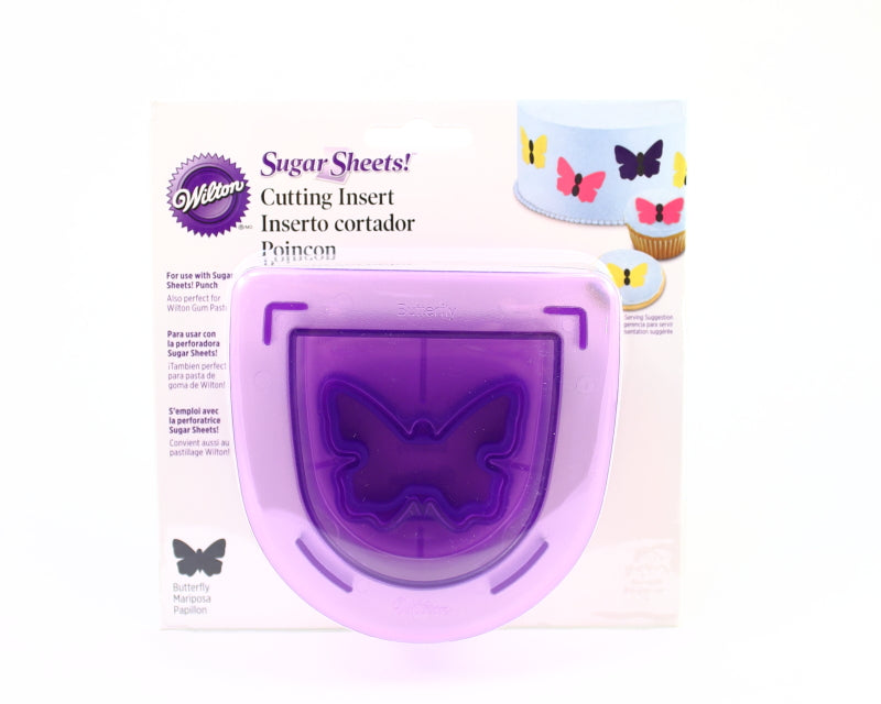 CUTTING INSERT- BUTTERFLY