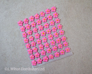 DROP FLOWER MINI APPROXIMATELY 250PC. PINK