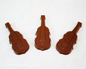 POLYCARBONATE CHOCOLATE MOLD VIOLIN