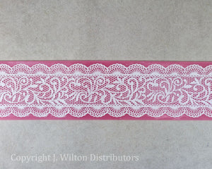 "SILICONE LACE MAT 16""x4"" CLASSIC1"