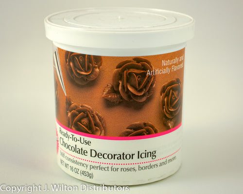 CHOCOLATE DECORATOR ICING MIX READY-TO-USE
