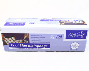 "DISPOSABLE BAGS 24"" 100PC"