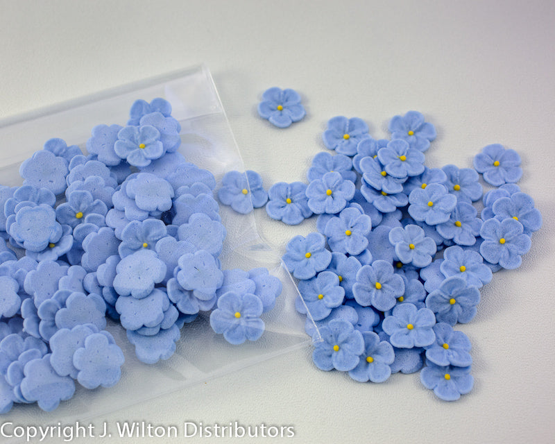 FORGET-ME-NOT ROYAL PETITE 88PC BLUE