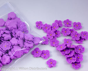 FORGET-ME-NOT ROYAL PETITE 88PC LAVENDER