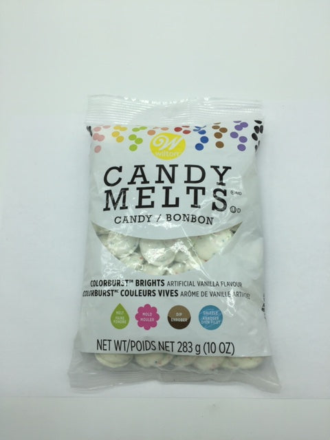 CANDY MELTS 12oz. BRIGHT WHITE