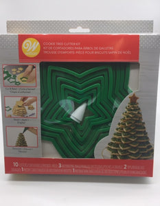 COOKIE CUTTER XMAS TREE KIT