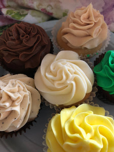 Best Standard Buttercream Recipe with 5 Variations