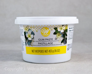 GUM PASTE READY-TO-USE- 1 LB
