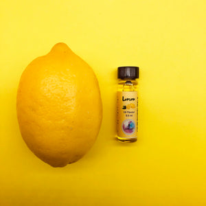lemon oil flavouring