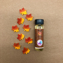 Maple oil flavouring