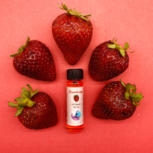 strawberry oil flavouring