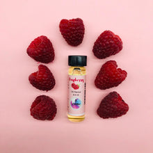 raspberry oil flavouring