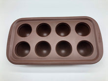 SILICONE BROWNIE POP PAN ROUND
