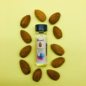 almond oil flavouring