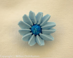 DAISY SMALL ROYAL 32PC PASTEL BLUE