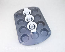 TWO TONE CUPCAKE PAN KIT